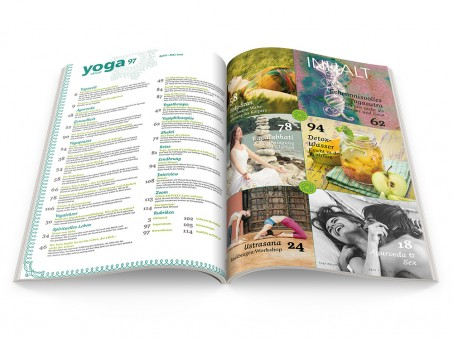 Yoga Aktuell 97 - 02/2016
