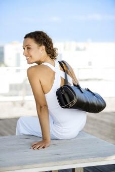 Yogatasche fashion - zip - 62 cm