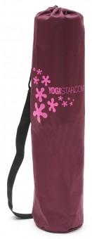 Yoga carrybag yogibag 'Basic' nylon - yogistar - wine red