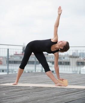 Bloque de yoga - yogiblock - bambú