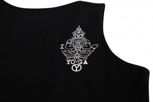 Basic Tank-Top, black