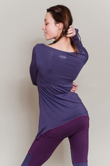 Comfort Top  - purple