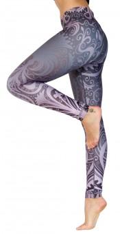 "Yoga Leggings ""Wild Tribe"""
