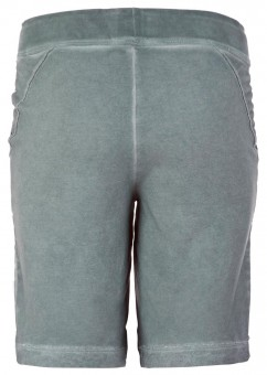 "Yoga Basic-Shorts ""Permila"" - forest"