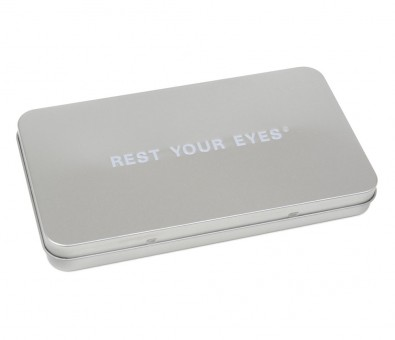 "Eye Pad ""Rest your eyes"""