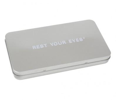 "Eye Pad ""Rest your eyes"""