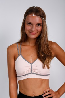 Yoga-Soft-Bra - rose