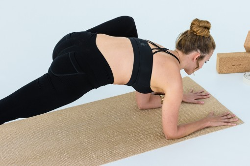 Yoga mat 'Jute'