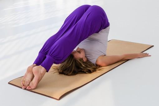 Yogamatte yogimat® cork