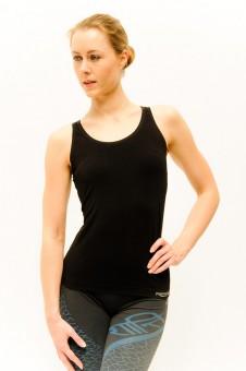 "Yoga-Top ""Chaturanga"", black"