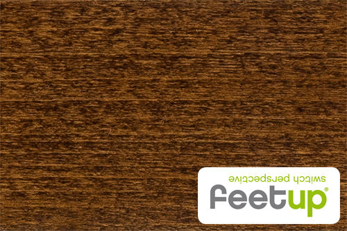 Banqueta para postura invertida feetup® - chocolate