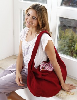 Yoga carrybag active - maxi big - cotton