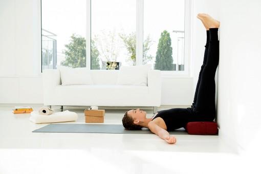 Yoga-Bolster yin - eckig