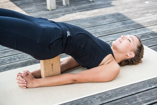 Bloque de yoga - yogiblock corcho