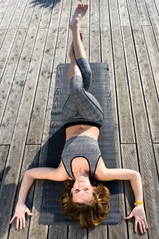 Yoga mat 'Travel'