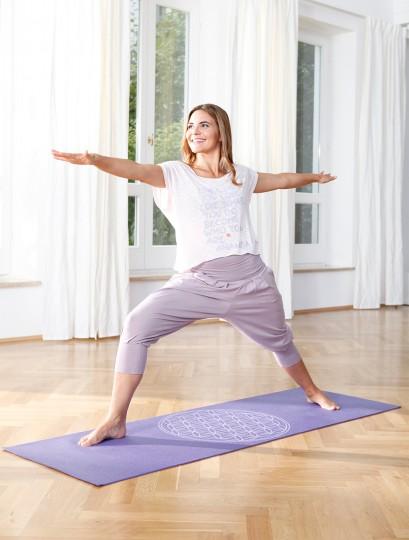 Yoga Mat Basic Flower of Life