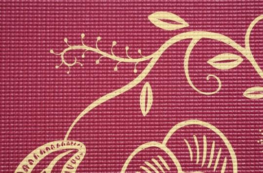 Yogamatte yogimat® basic - indian flower