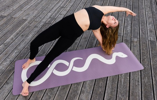 Yogamatte yogimat® pro - art collection
