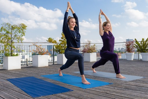 Yogamatte sun travel