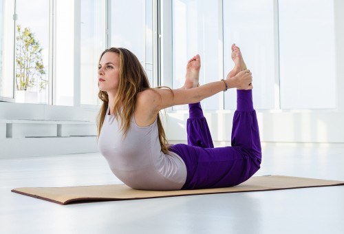 Yogamatte Kork