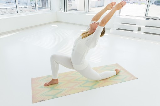 Yogamatte pure eco art collection
