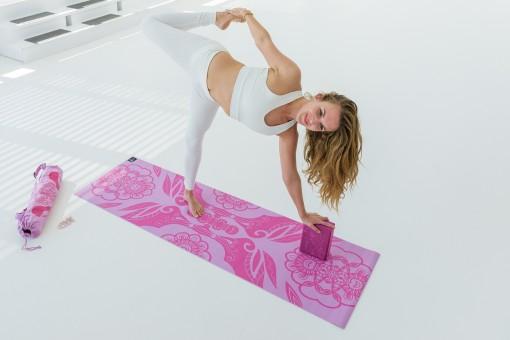 Yogamatte yogimat® basic - art collection