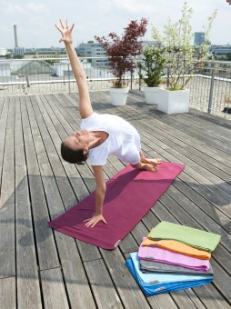 Yogatuch yogitowel de luxe