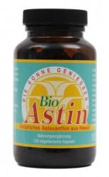 Astin - Natürliches Astaxanthin (konv. Anbau) 150 Kapseln