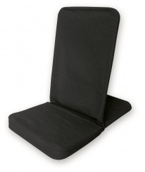 Silla de meditación plegable - Folding Backjack black