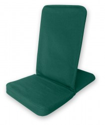 Silla de meditación plegable - Folding Backjack forest green