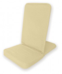 Silla de meditación plegable - Folding Backjack natural