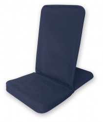 Silla de meditación plegable - Folding Backjack navy blue