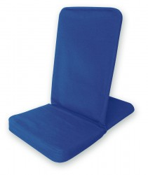 Silla de meditación plegable - Folding Backjack royal blue
