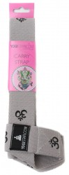 Yogatrageband carry strap OM - grey