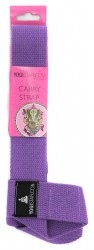 Yogatrageband carry strap violet