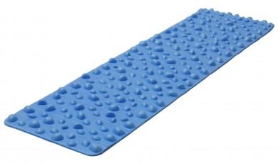 Fuß Massage Board - zusammenrollbar blue