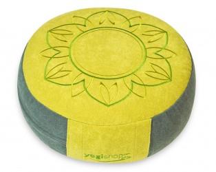 Yoga Meditation Cushion for Kids green/kiwi