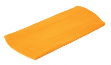 Seat cushion for meditation stool saffron