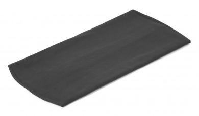 Seat cushion for meditation stool black