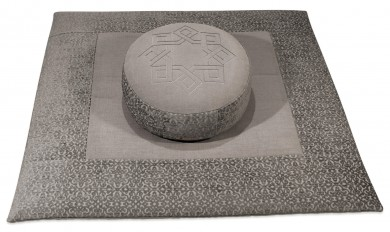 Meditations-Set 90 Sangit lichtgrau