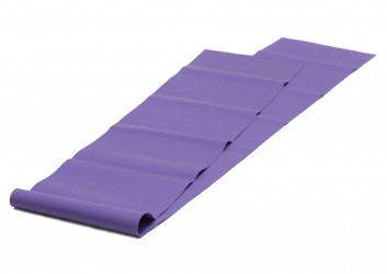 Pilates Stretchband Violet - Medium