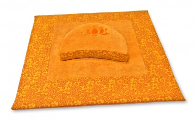 Meditation Set Shakti orange