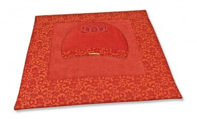 Meditation Set Shakti red
