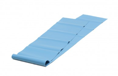 Pilates Stretchband Blue - Strong