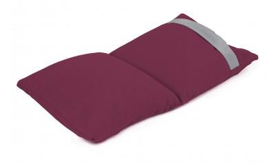 Yoga-Sandsack - 4 kg bordeaux