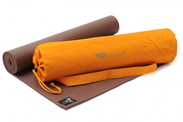 Yoga-Set Starter Edition (Yogamatte + Yogatasche) choco