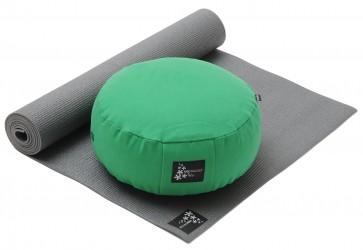 Yoga-Set Starter Edition - Meditation (Yogamatte + Kissen) graphit