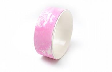 Yogarad yogiwheel® rose/white