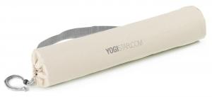 Yogatasche basic - cotton - 65 cm offwhite
