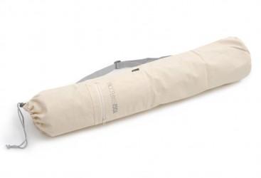 Yoga carrybag basic - XXL - cotton - 100 cm nature
